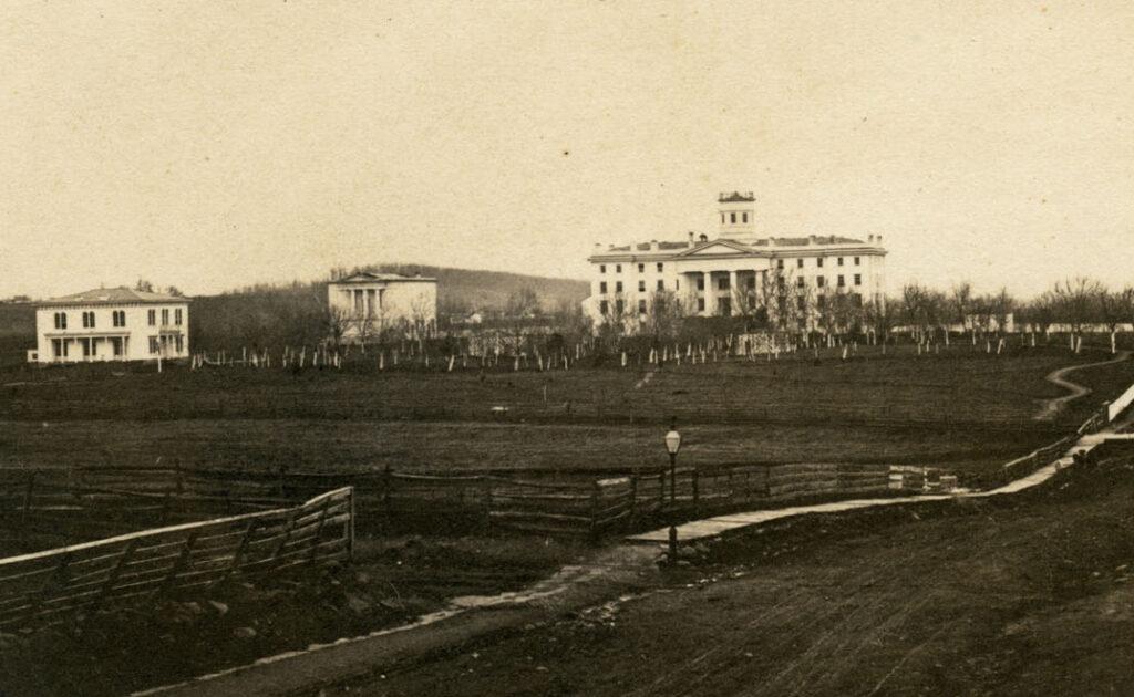 image of Pennsylvania Hall